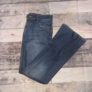 Kut from the Kloth Rachel boot cut jeans size 4.